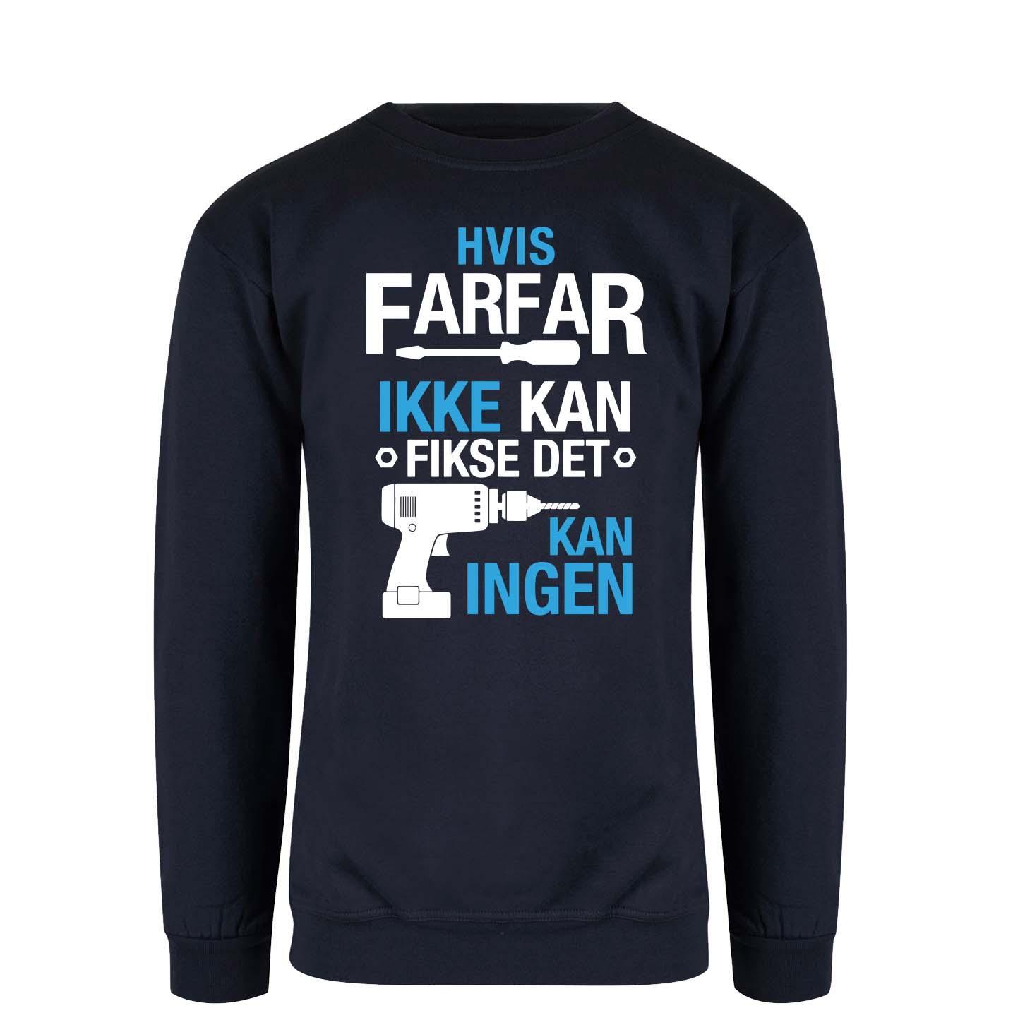 FARFAR Fikse t skjorte Ekte Bajas